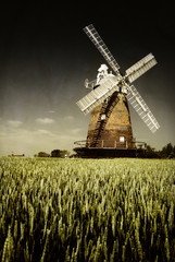windmill - by MSH*