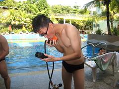 HuiChuan Checking Pressure