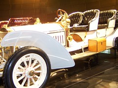 Inside the Mercedes-Benz Museum (rogue11) Tags: germany stuttgart mercedesbenzmuseum