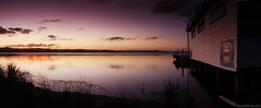 Long Jetty (Lauren Tierney) Tags: sunset australia nsw tuggerahlake longjetty