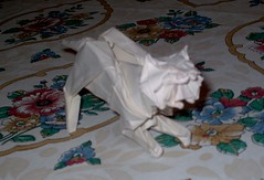 Tiger (PhillipWest) Tags: origami paperfolding papiroflexia
