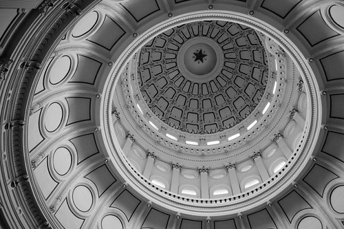 Rotunda in B&W