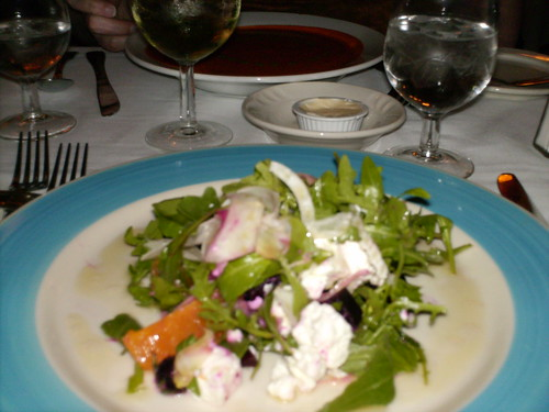 Beet Salad at Sardi's