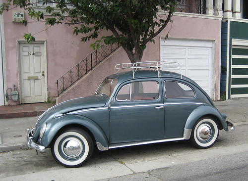 Non-Tonka Beetle