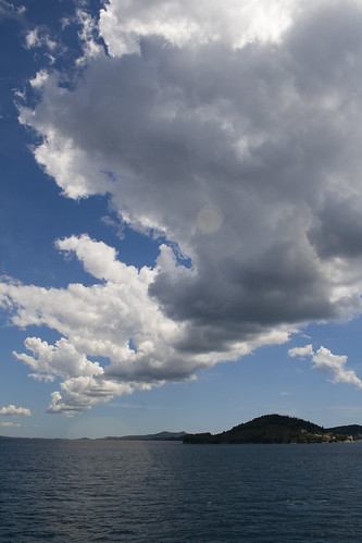 Zadar moments - Beautiful clouds