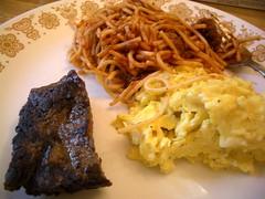 Spaghetti for Breakfast