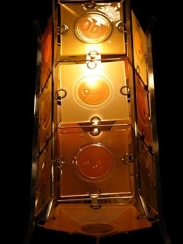amber lantern