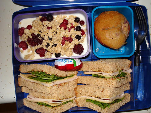 Lunch for Wednesday