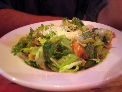 Logan's Roadhouse Caesar Salad
