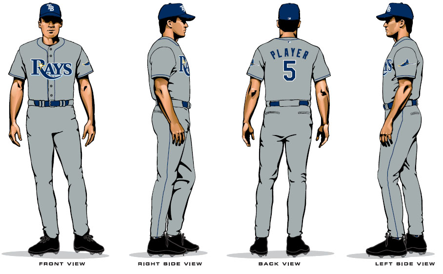 New Devil Rays Uniforms: Comment Roundup