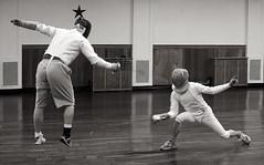 peter v. matt (the_sarah_mcmurray) Tags: chicago fencing redstar