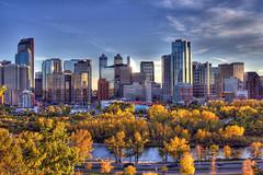 Calgary Skyline (eugenegchan) Tags: calgary skyline alberta top20flickrskylines