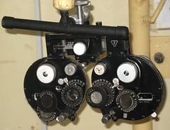 Eye Clinic phoropter
