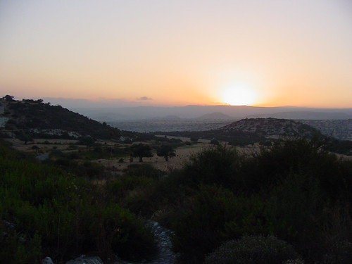 Cyprian Sunset