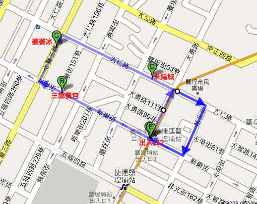 090313_13_鹽埕埔Map