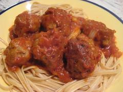 Meatballs Milanese