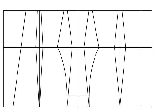 Underbust corset pattern - 26