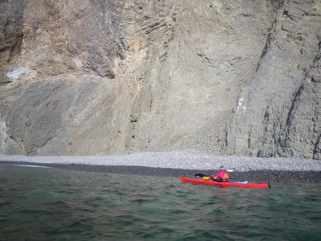 Cabo de Gata en kayak 345
