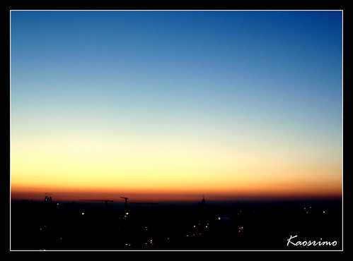 Monte Stella Sunrise
