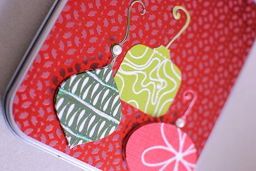 Theme - Christmas CD box (2 of 2)
