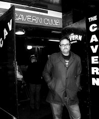 Me at The Cavern, Liverpool (Flamenco Sun) Tags: liverpool beatles lennon ringo mersey albertdock thebeatles magicalmysterytour macca beatlemania rivermersey thecavern strawberyfields johnpaulgeorgeringo