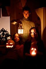 Halloween (Oleksii Leonov) Tags: halloween pumpkin 50mm jackolantern ukraine kyiv a700 sal50f14 700 dslra700 sonydslra700 sonyalphadslra700