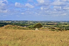 Grass, Fields, and Sky (doublejeopardy) Tags: cornwall lanner carnmarth