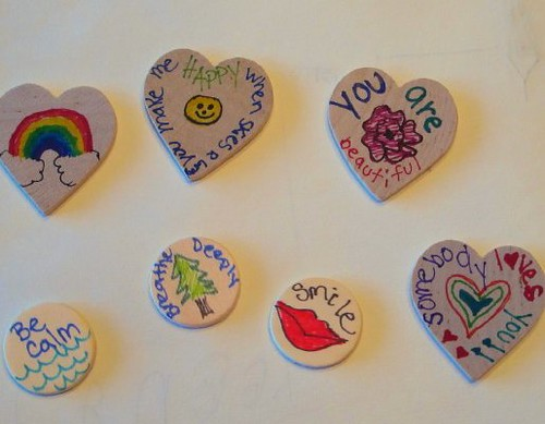"My ""Spread the Love"" tokens"