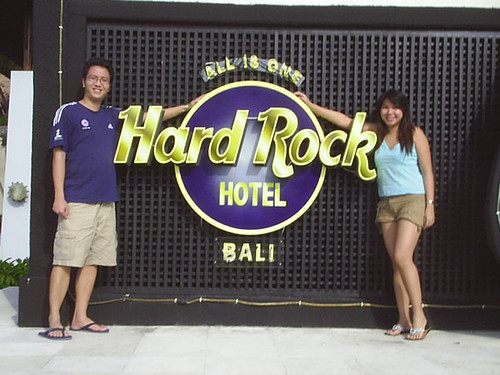 welcome to hard rock hotel bali!