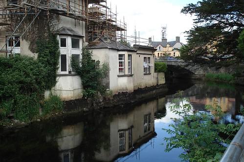 River reflexion