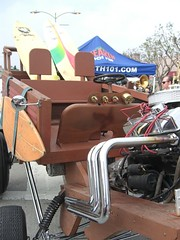 Surf Mobile (bachifu) Tags: auto show old light hot classic ford beautiful metal vintage fun losangeles cool rat rust sweet awesome badass cadillac grill want chevy chrome killer hollywood hotrod rod neat kaiser lowrider ratrod ineed surfmobileculvercitycar