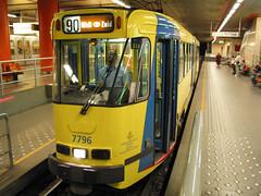 Tram MIVB