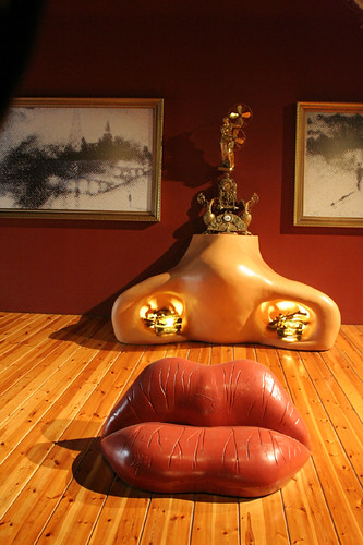 teatre museu dalí: the mae west room