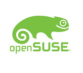 The openSUSE logo