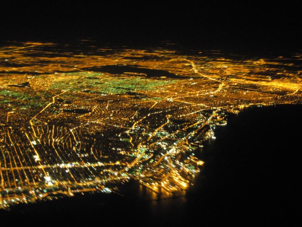 Noche en Buenos Aires ...
