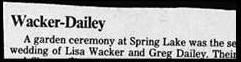Wacker-Dailey