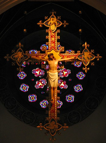 I shall glory in the Cross of Christ