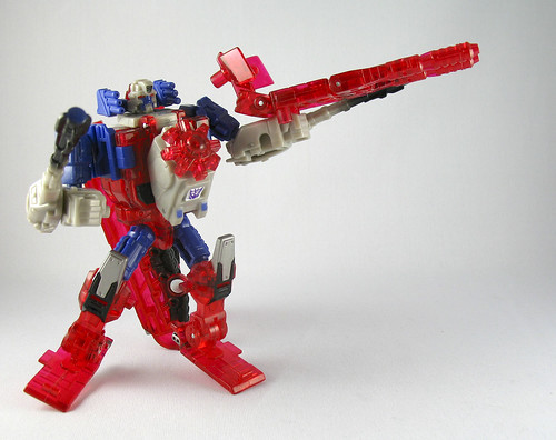 Transformers Collectors' Club Landquake