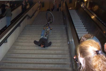 bicycle-stairs