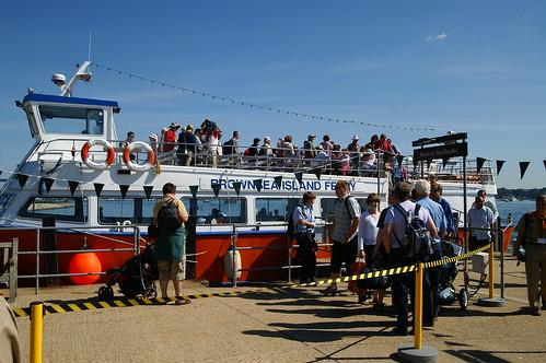 Browsea Island Ferry