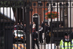 Img0054428 (veryamateurish) Tags: tonyblair primeminister downingstreet gordonbrown 27june2007