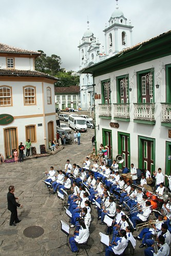 Banda Sinfônica Mirim por Camilis07.