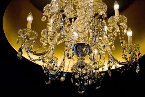 Monarch Lounge Chandelier