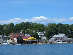 Castine Waterfront
