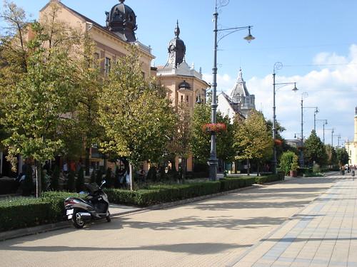 Debrecen - Prachtstrasse