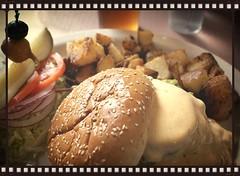Santa Fe Chicken (Redroom Studios) Tags: california food photoshop plate carmel hdr redroomstudios