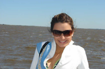 Jimena Soledad Orionte - Reina Nacional del Maní