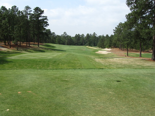 Pinehurst Number 8 golf course