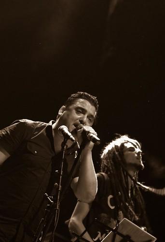 Roy Paci & Aretuska - Chiasso 19.06.2010