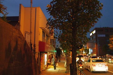 六浦から金沢八景へ